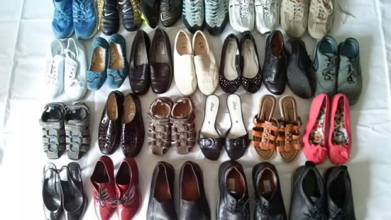 Secondhand Shoes 1. Quality