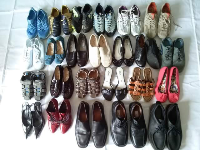 landingpage secondhand24 and more second hand footwear and